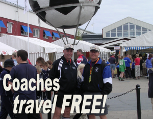 Coaches Travel Free SOCCER slide